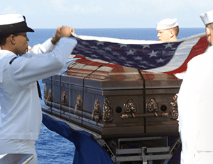 Funeral Home and Cremations Palm Harbor FL Affordable Funerals 000009 Burial at Sea