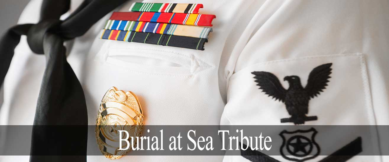 Funeral Home Burial Sea Tribute 000023 Burial at Sea Tribute