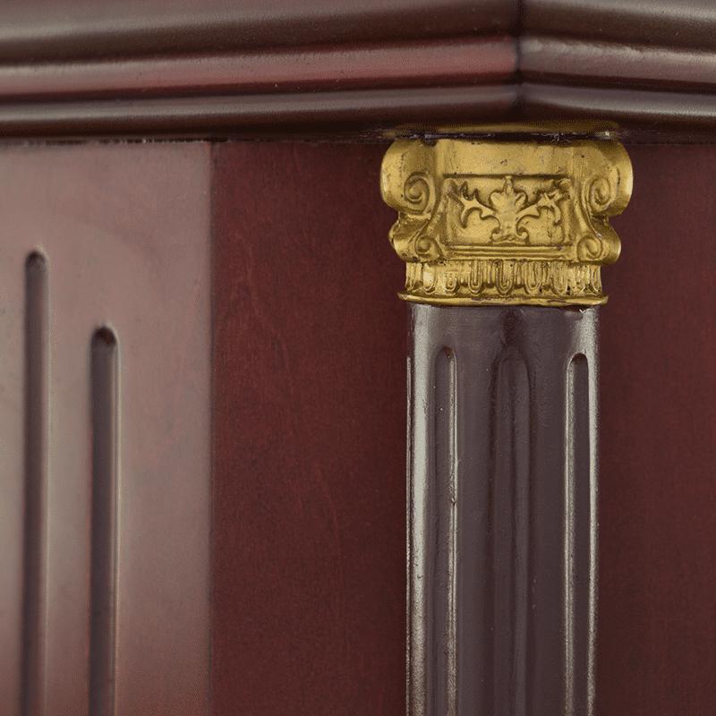 Diplomat Detail