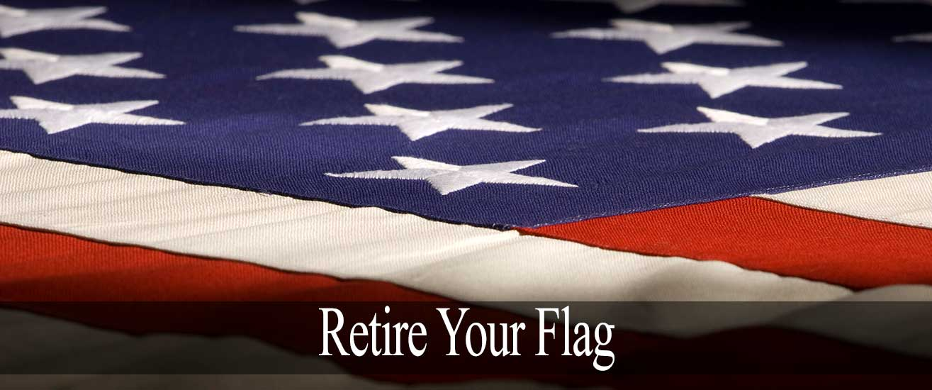 Cremations Retire Your Flag With Honor 000240 Retireyourflag