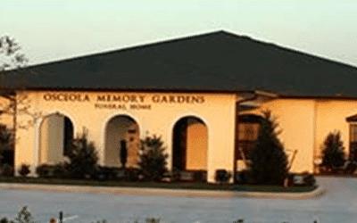 Provider veterans funeral care - Osceola memory gardens funeral home ...