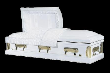 Veterans Funeral Care - Dawn Alpine White