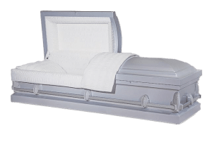 funeral home affordable funerals 000014 casket redding silver 300x202