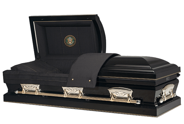 funeral home and cremations clearwater fl affordable funerals 000001 casket patriot ebony army