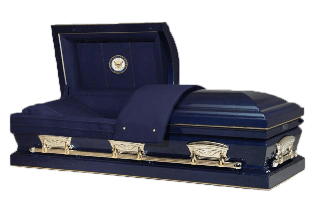 funeral home and cremations palm harbor fl affordable funerals 000006 casket blue navy