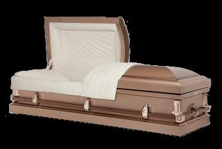 Veterans Funeral Care - Berkley Classic Copper Cakset