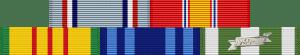 Harry Rauch Medal Rack