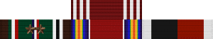 james beacom medal rack