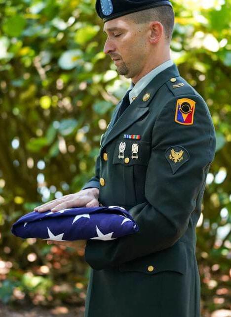 military casket 1